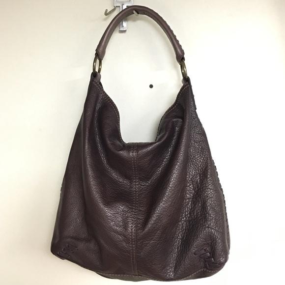 Lucky Brand Handbags - Lucky Brand Slouchy Leather Hobo efafed2f2d