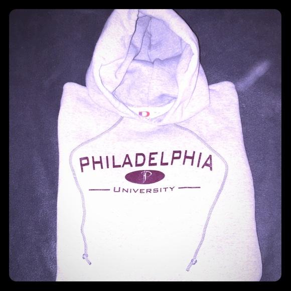 best sneakers 32223 33e66 Unisex Philadelphia University Hoodie - M