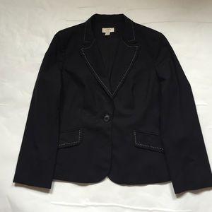 Navy LOFT blazer