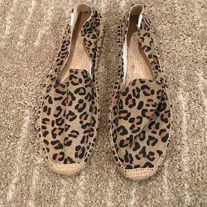 Soludos Shoes - SOLUDOS Leopard Print Espadrilles - NWOT