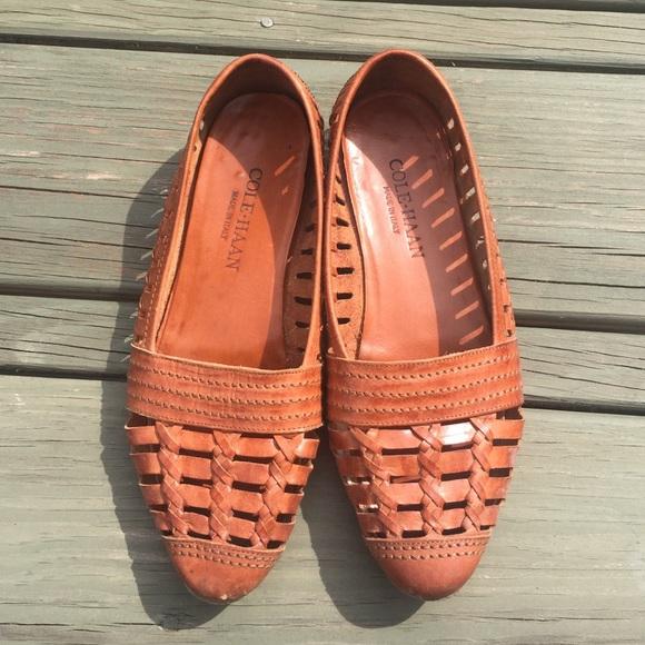 c967a013715 Cole Haan Shoes - Vintage Cole Haan Flats