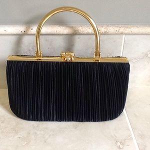 Preston & York Handbags - Preston & York- Black Evening Handbag NWOT