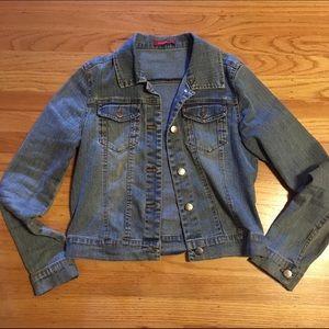SALE  Lightweight denim jacket