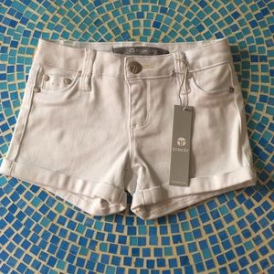 Tractr Other - NWT Tractr White Girls Shorts