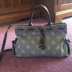 Authentic Dooney & Bourke handbag