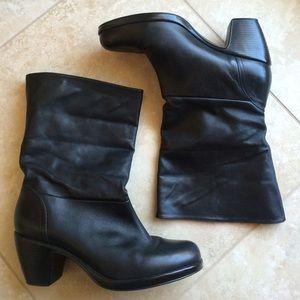 54 dansko shoes black leather danskos from raquel s