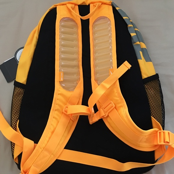 nike nike max air backpack also available in orange