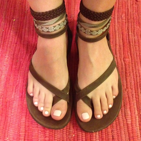 Chaco Shoes - Chaco ankle strap sandals women s size ...