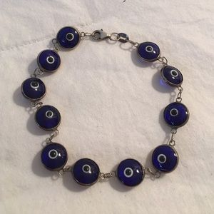 Jewelry - 💯% Auth evil eye bracelet/Turkey