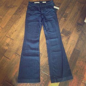 Anthropologie Denim - {Anthropologie} Pilcro denim trousers