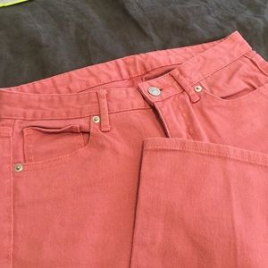Coral jeans skinny jeans