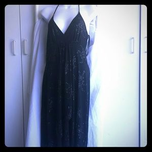 Rhapsody  Dresses & Skirts - Black halter dress  S