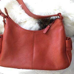 Rolf's dark Orange shoulder bag