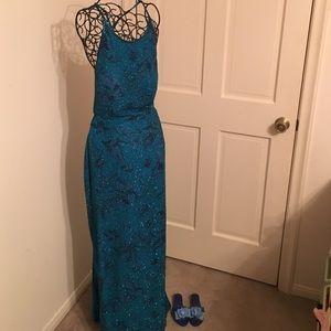Andretta Donatello Dresses & Skirts - SALE! Beaded fancy cocktail dress
