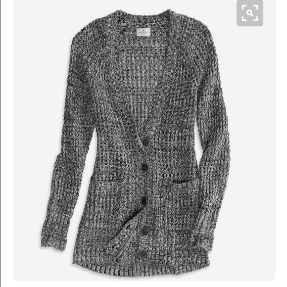 81% off American Eagle Outfitters Sweaters - Brand New American Eagle Knit bu...