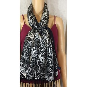 💗Host Pick💗 100% cashmere scarf lined w/ silk