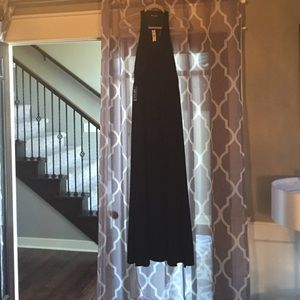 Black cocktail dress new