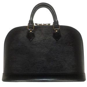 100% Authentic Louis Vuitton Alma PM Satchel