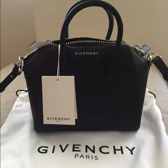 5f84cb1262 Brand New with tags Givenchy mini Antigona bag.