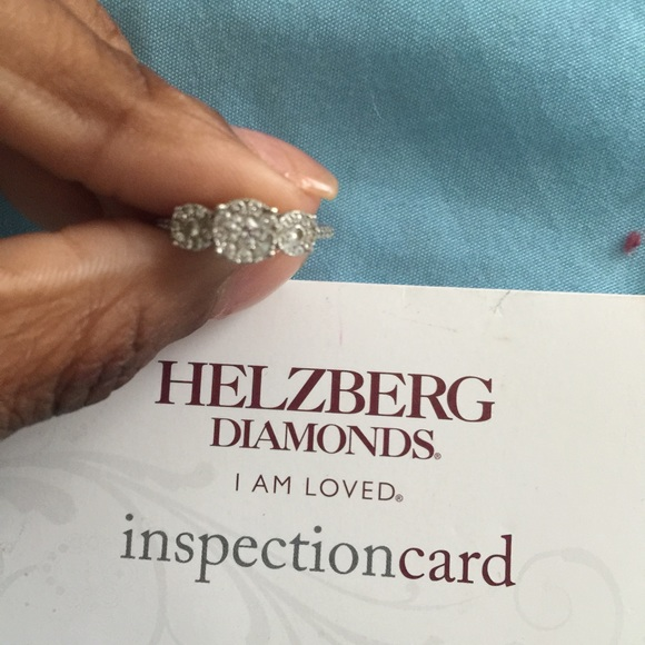 Helzberg diamonds Jewelry Wedding Ring Set Engagement Ring From