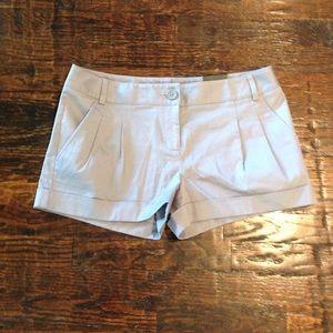 Express Pants - NWT GRAY DRESS SHORTS