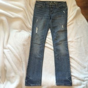 Juicy Couture Pants - Very nice distressed jeans