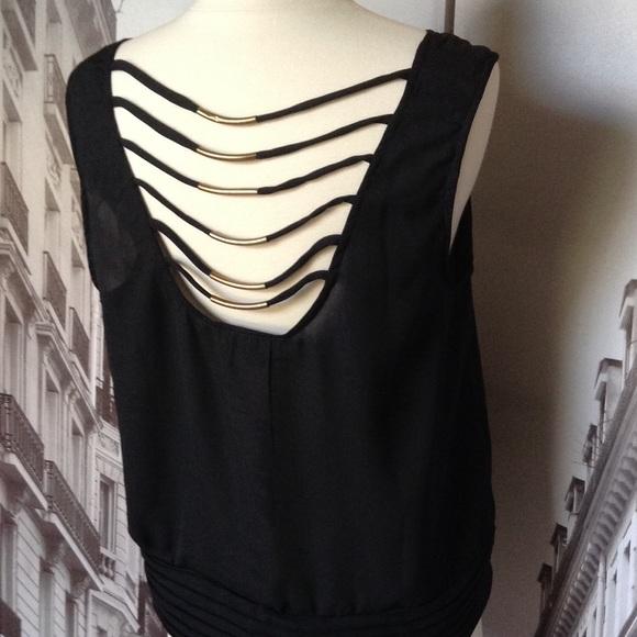 c1c6b3ff85f94a Maite Perroni Coleccion Black Top. Boutique
