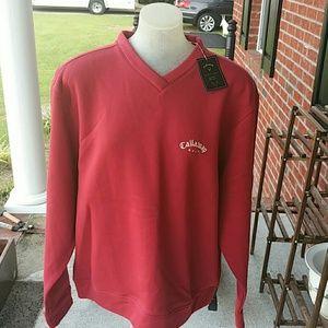 Callaway Other - Callaway Golf Sweatshirt Berry M Mens