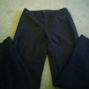 Banana Republic factory store wool trousers