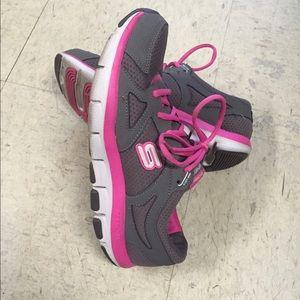 skechers shape ups liv smart womens sneakers