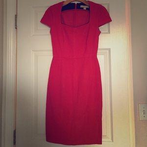 Banana Republic Sloan Dress / Red