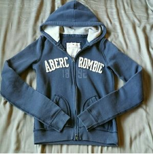 abercrombie kids Other - Abercrombie Kids Blue Sweatshirt XL