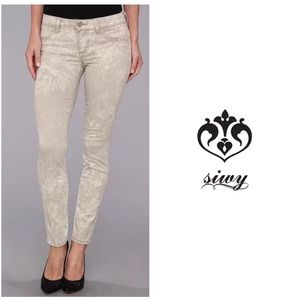Siwy Denim - SIWY HANNAH SLIM CROP PANTS ~ NWT