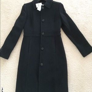 Jackets & Blazers - J crew new with tag lady day wool coat ,