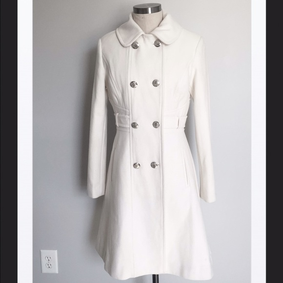 77% off Vince Camuto Jackets & Blazers - Vince Camuto Winter White ...