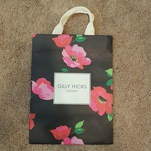 Gilly Hicks Other - Gilly Hicks Shopping Bag