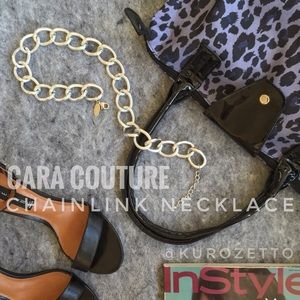Cara Couture Jewelry - Cara Couture Chunky Chain Link Necklace