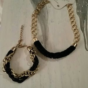 LD Sale! NWT necklace and bracelet!