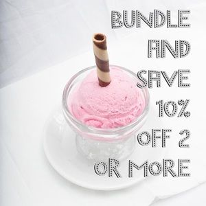 Other - Bundle Your Items and Save 💋