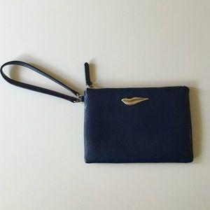 DVF hand purse