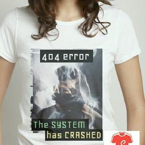 404 Error Tee