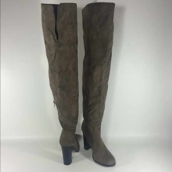 f65449182bc Charlotte Russe Shoes - Charlotte Russe Over The Knee Boot