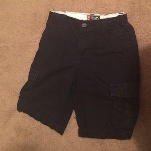 Chaps boys sz 7 shorts
