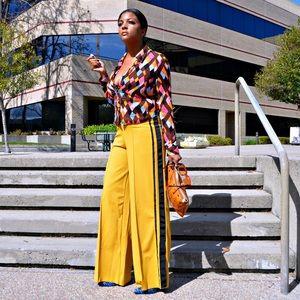 Diane von Furstenberg Tops - Diane von Furstenberg Silk Sequin Print Blouse