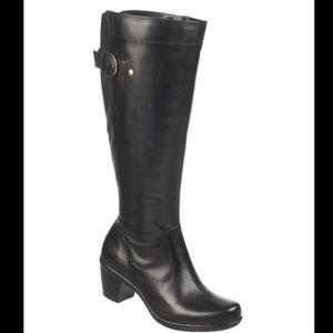 Naturalizer Shoes - Naturalizer Elaine Wide Shaft Boots