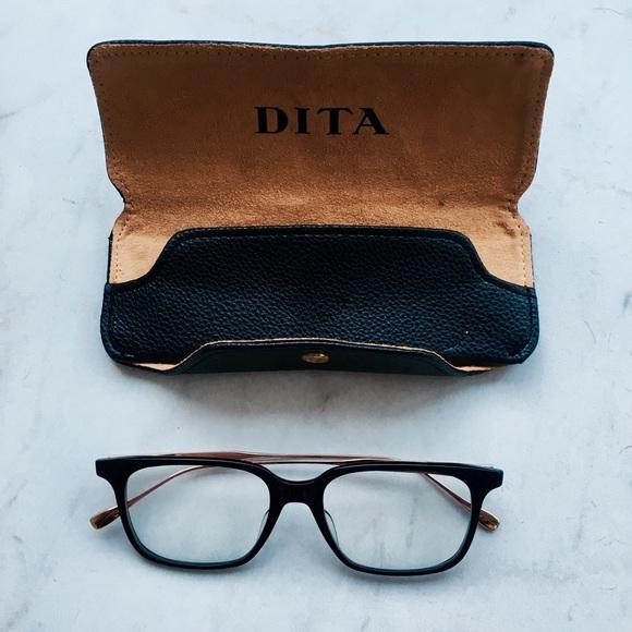7349ba0ae076 Dita eyewear Accessories - DITA BIRCH opticals    12k Gold