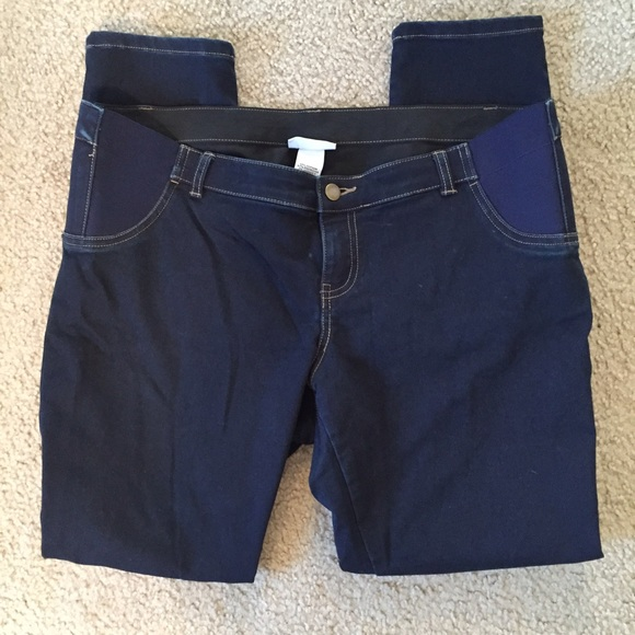 83b2d37634091 Liz Lange Denim - Liz Lange Maternity Skinny Jeans