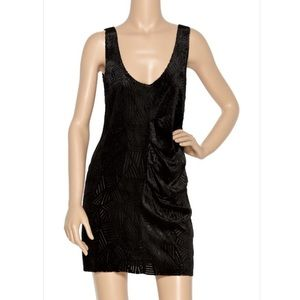 Kimberly Ovitz Ryerson Velvet dress