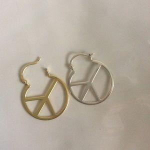 Jewelry - Earrings Silver 925 golgplated