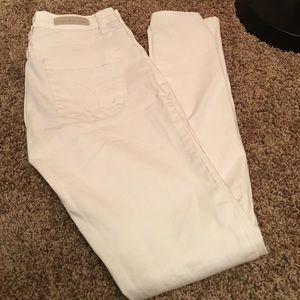 Calvin Klein Jeans Denim - Calvin Klein 2 legging denim- wore these once!!!